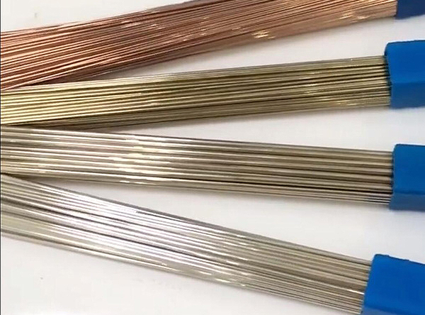 Silver and Gold Brazing Alloys